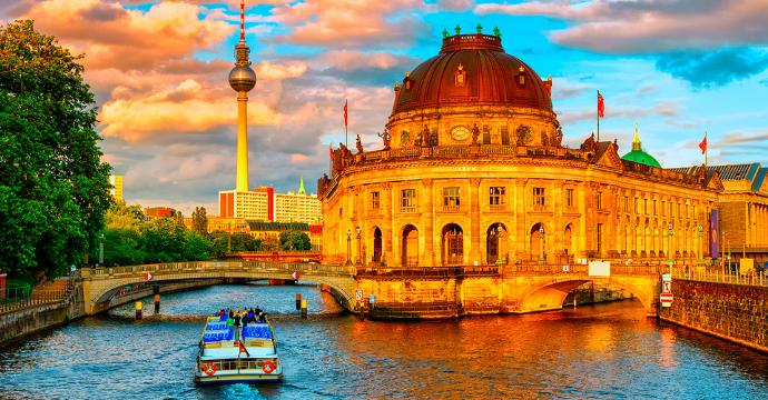 Berlin best cities in Europe