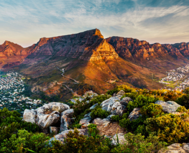 Cape town - holiday in South Africa
