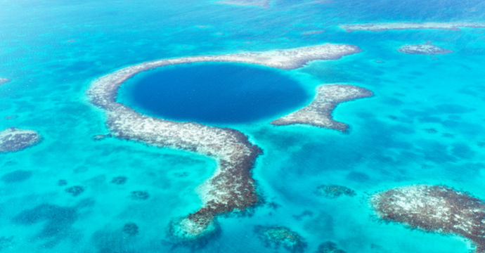 Belize Barrier Reef - best places to visit in Central America