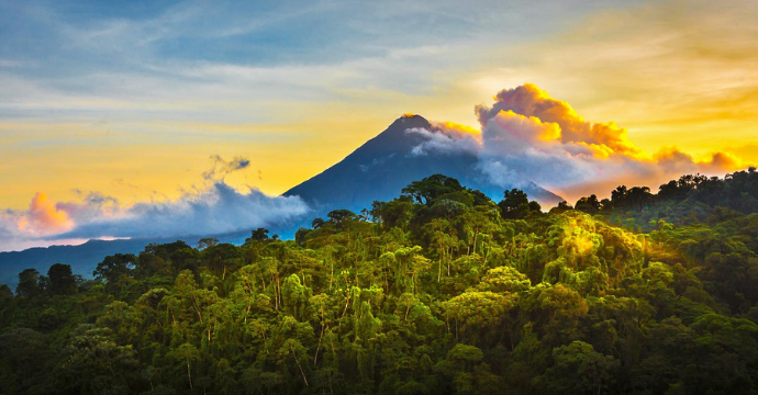 best places to visit in Central America, Costa Rica