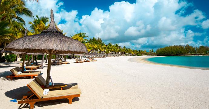Summer in Mauritius