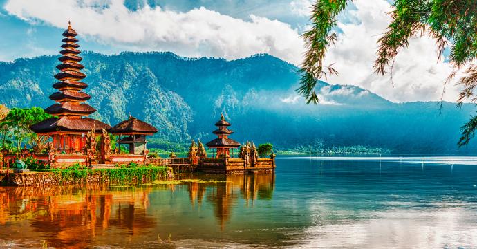 luxury destinations: Bali