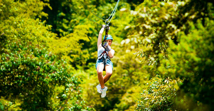 Costa Rica: where to travel with children