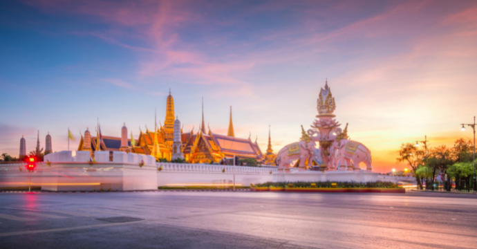 Emerald Temple Thailand