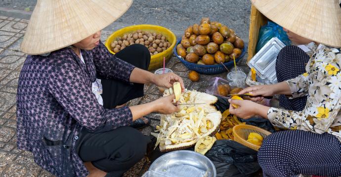 best street food Ho Chi Minh