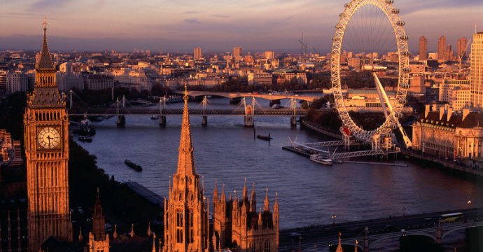 London: travel with kids