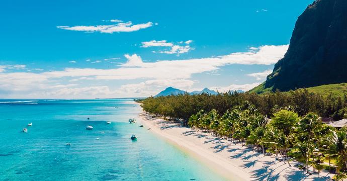 luxury vacation destinations: Mauritius