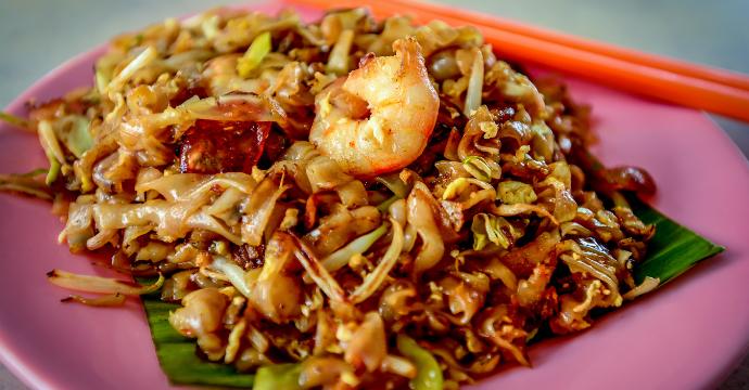 Penang street food Malaysia