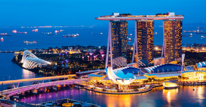 best hotels in the world: Singapore