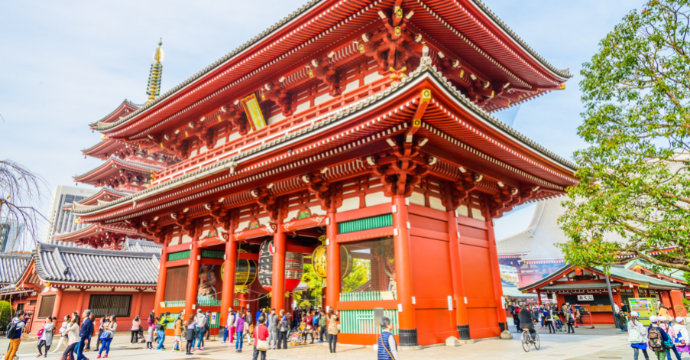 Tokyo: where to travel with children