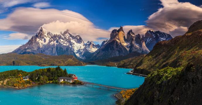 Patagonia Landscapes Fjords