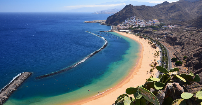 best surfing spots in the world - Tenerife