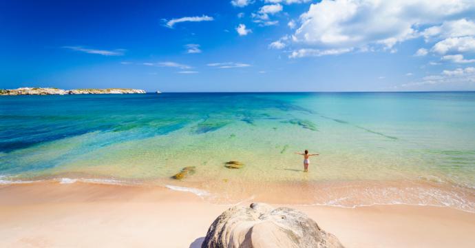 Algarve best beaches in Europe