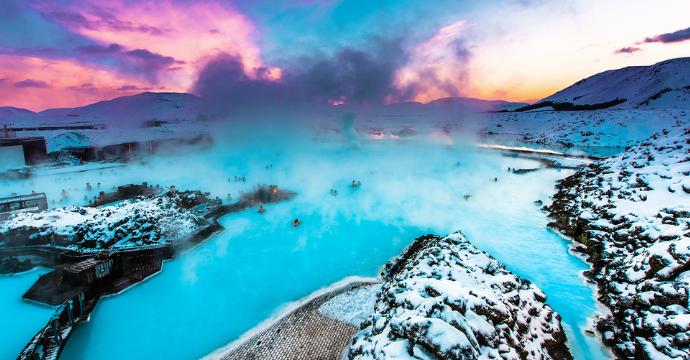 best swimming spots: Blue Lagoon