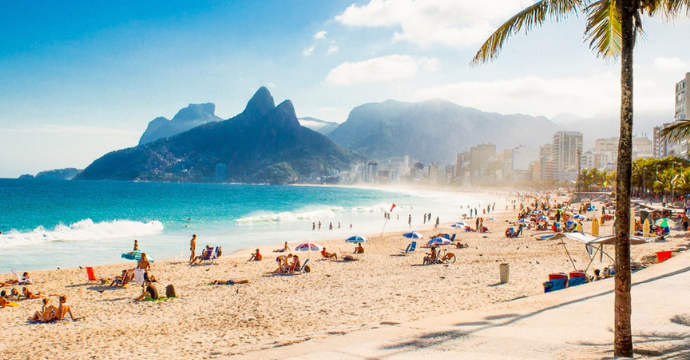 Brazil: places to go in summer