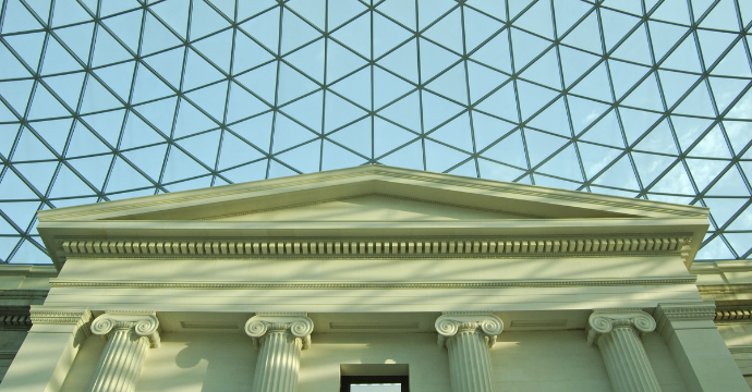 British Museum: most famous museums in the world
