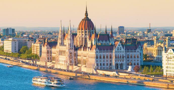 Budapest: Amazing Architecture