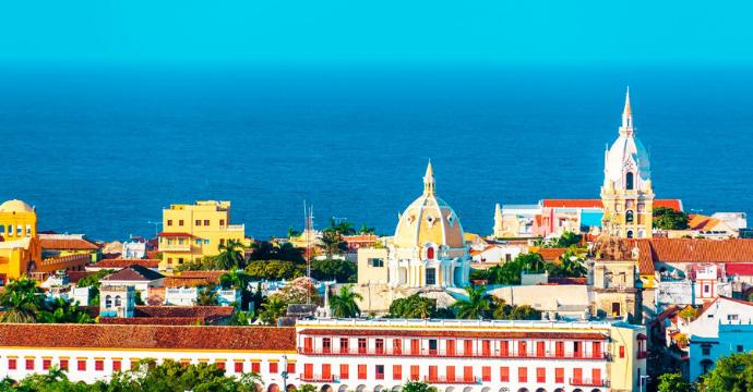 Cartagena de Indias: places to go in summer