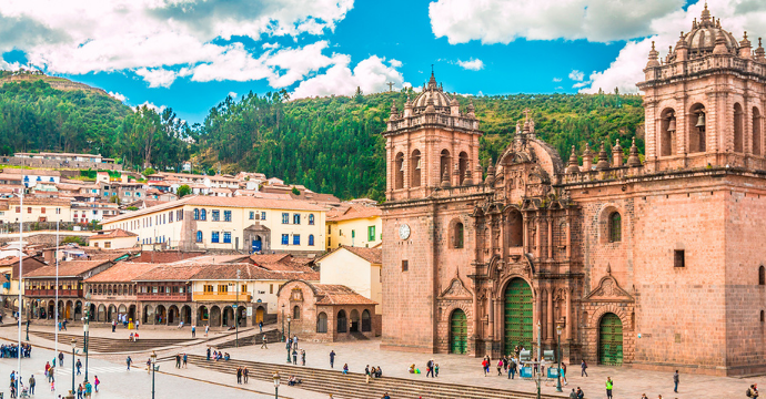 Cuzco: vegan destinations