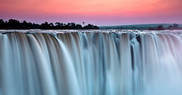 Victoria Falls Devil's Pool, Zambia