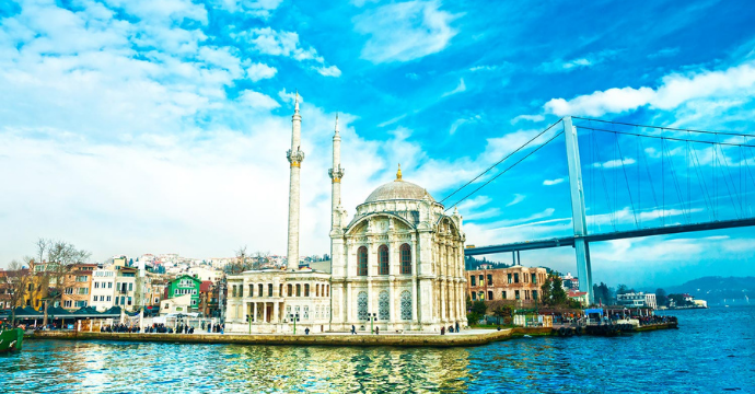 Istanbul: architecture
