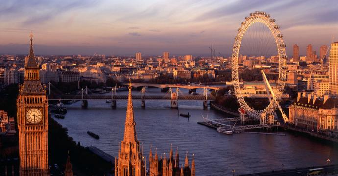 London 2012 Olympic cities