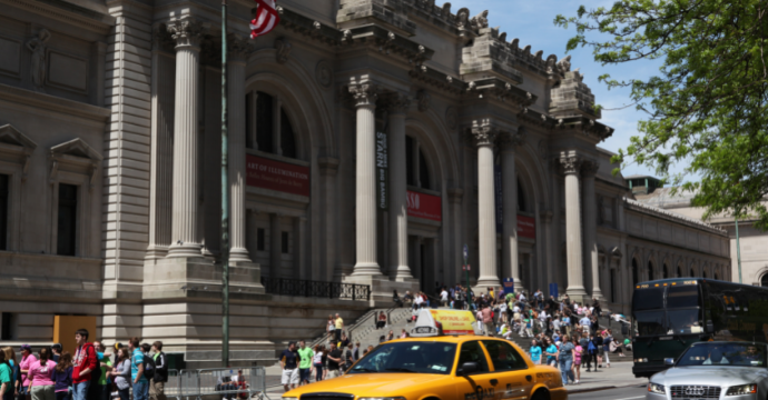 The Met - famous museums in the world