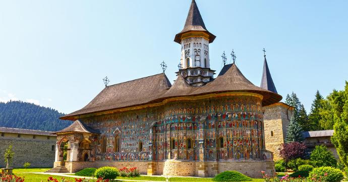 Moldavia: medieval architecture