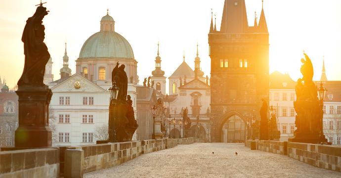 Gothic cities: Prague