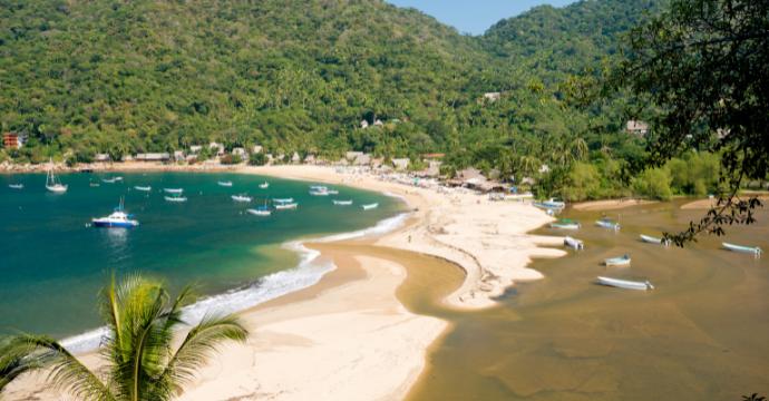 best beaches in Mexico: Puerto Vallarta