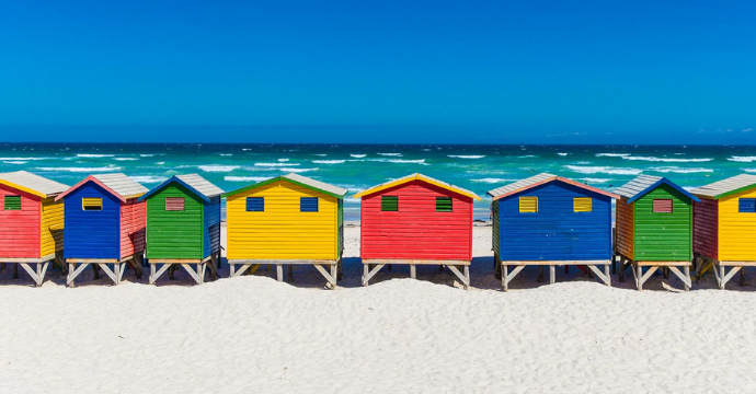 South Africa: summer getaways for winter