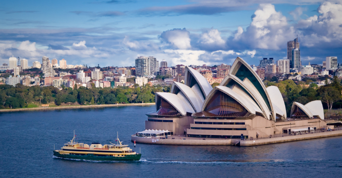 Sydney: Olympic host cities