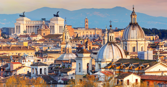 Rome: places to visit in fall