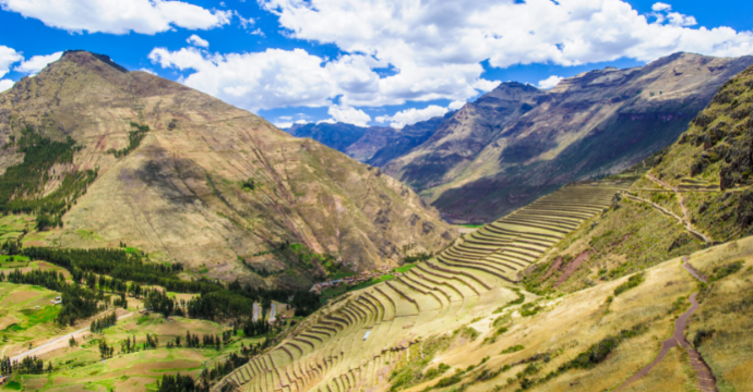 Sacred Valley: Inca Trail