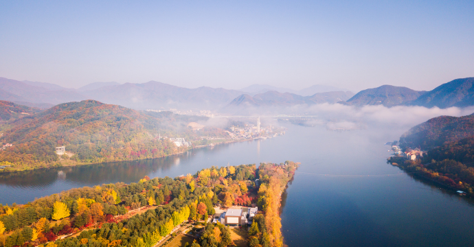 Seoul: places to see fall colours