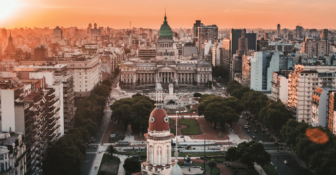 Buenos Aires: most beautiful cities South America