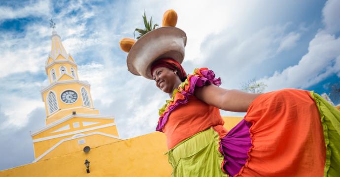 Cartagena: best cities South America