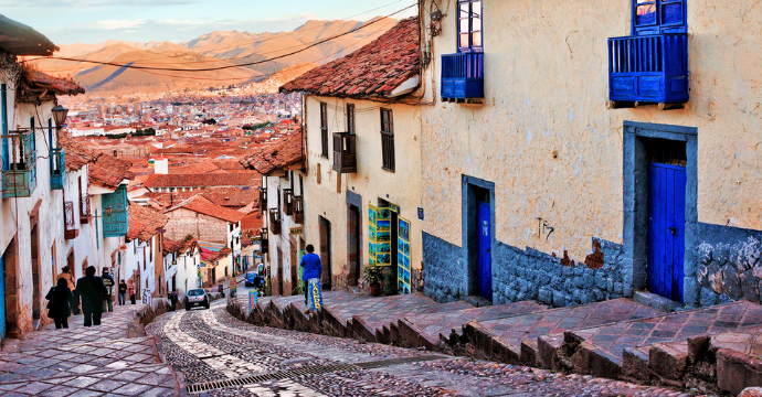 Cusco: best south american cities
