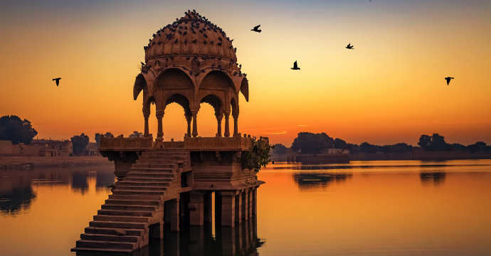 Golden Triangle: where to travel in December