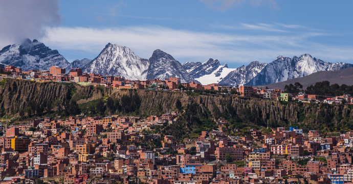 La Paz: best places to visit in South America