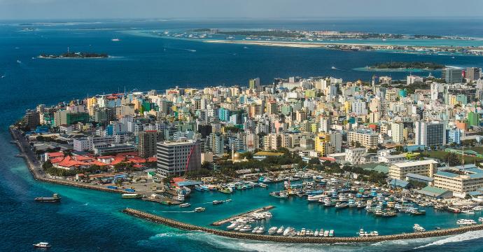 Male: best islands in the Maldives