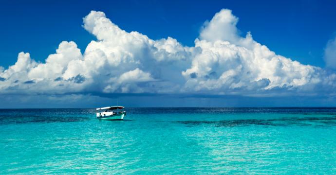 Caribbean Sea: least touristy Caribbean islands