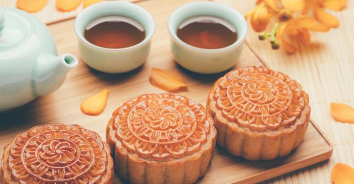Mooncakes: Mid-Autumn Festival