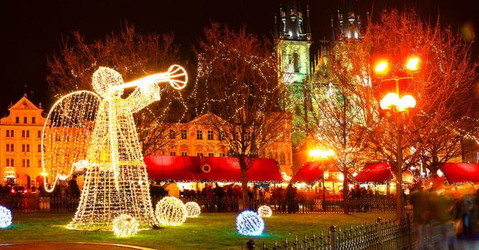 Prague: December destinations
