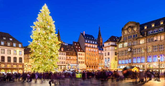 Strasborug: best European Christmas markets
