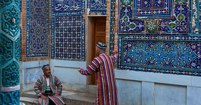 Central Asia travel destinations: Uzbekistan