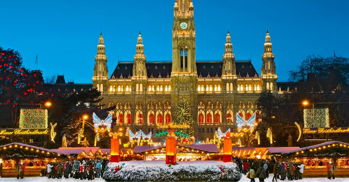 Vienna: best christmas markets