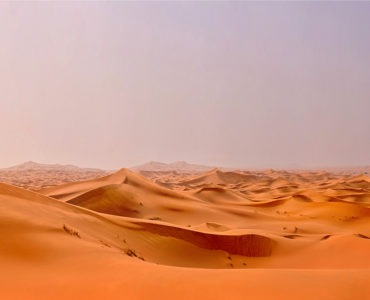 the hottest places on Earth