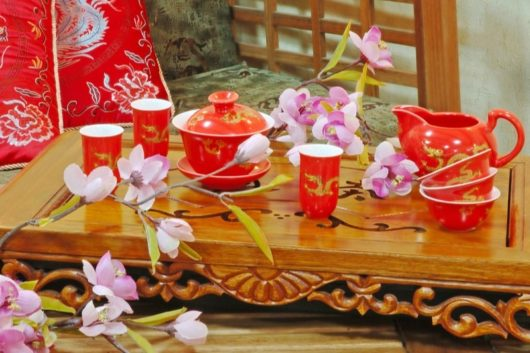 What is the Chinese tea ceremony