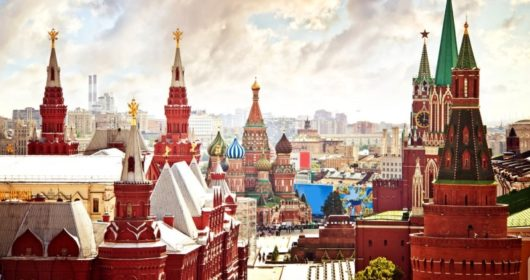 what to see in moscow